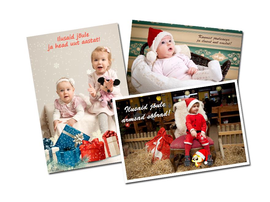 joulukaardid
