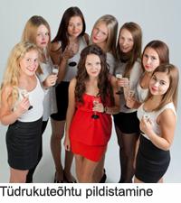 tüdrukuteõhtu